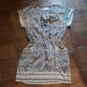 {Sea New York} 100% Silk Dress - EUC